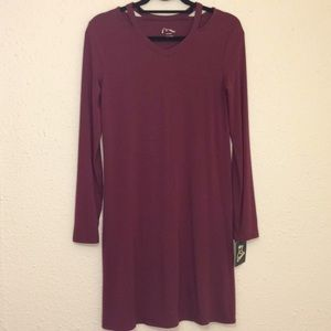Girls sz XL (14/16) l/s dress by art class (159)